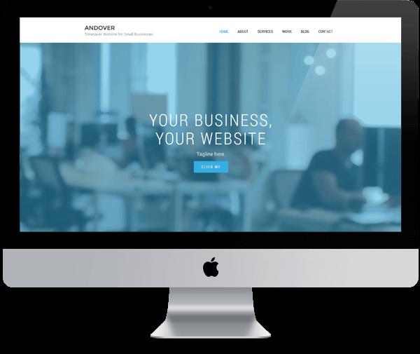 Ali Rand Web Design Andover 2017 for small businesses