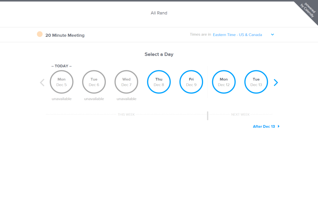 calendly-meeting-scheduling