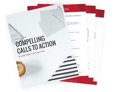 Compelling Calls to Action Checklist by Ali Rand Websites