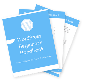 Finally understand how to use WordPress to build your blog or website. We will walkthrough the basics so you can get your website started. And do not forget to download your free 20 page WordPress Beginner's Handbook to refer to in the future!