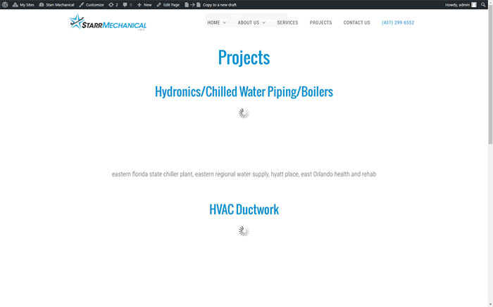 Ali Rand Web Design Gallery Plugin Hangup