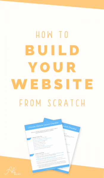 How to Effortlessly Build a Website from Scratch