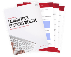 10 Steps to Launch Your Business Website by Ali Rand Websites