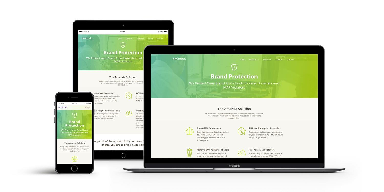 amazzia_custom_website_design_mobile_responsive_by_ali_rand