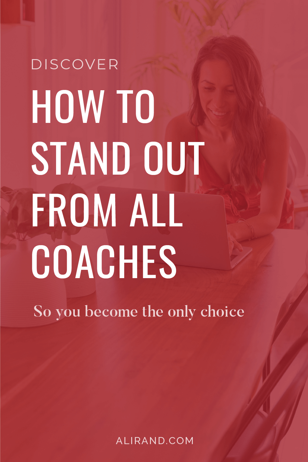 how to stand out from coaches by ali rand